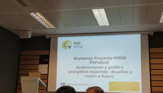 Workshop PVP4Grid UNEF