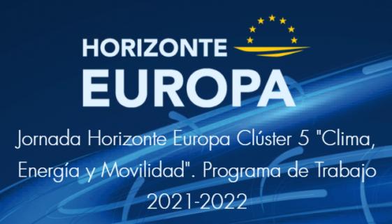 Abiertas las convocatorias de energía, acción climática y movilidad de Horizonte Europa